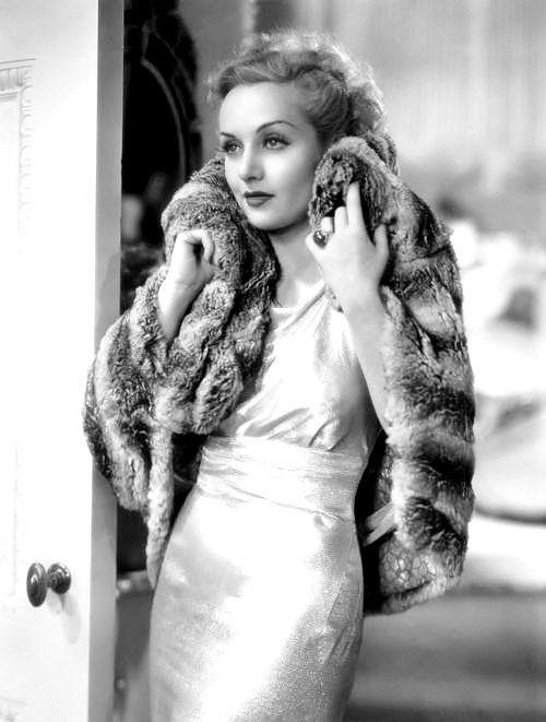 """sparklejamesysparkle: """" Carole Lombard by Eugene Robert Richee, 1932. """""""