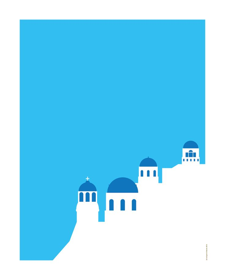 Did you know during the Ottoman rule of Greece, which lasted for over 400 years, Greeks were not allowed to fly their white flag. In defiance, in Oia they painted their entire housing complex in white