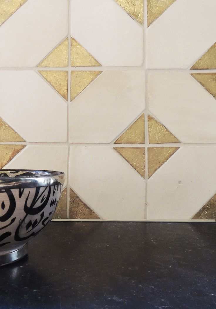 simple yet sophisticated byzantine tile