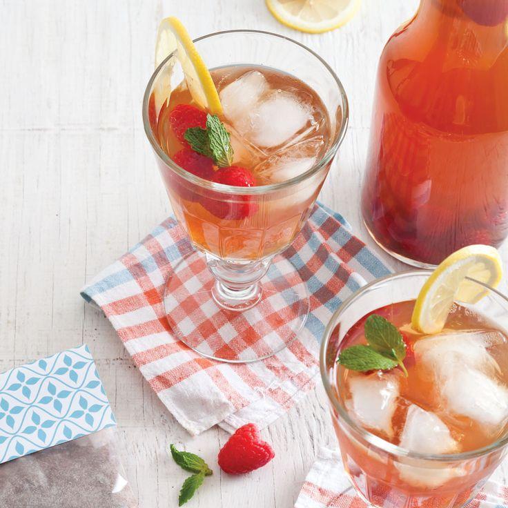 Lemonade-Tea Cooler Recipe