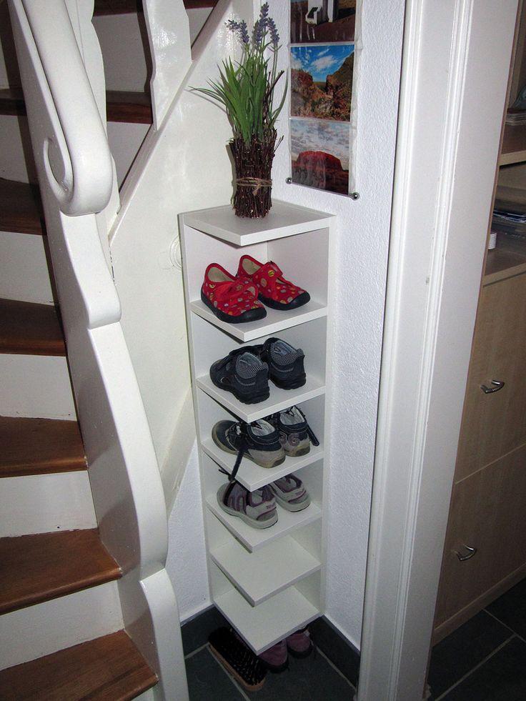 Étagère à chaussures pour les enfants avec LILLÅNGEN