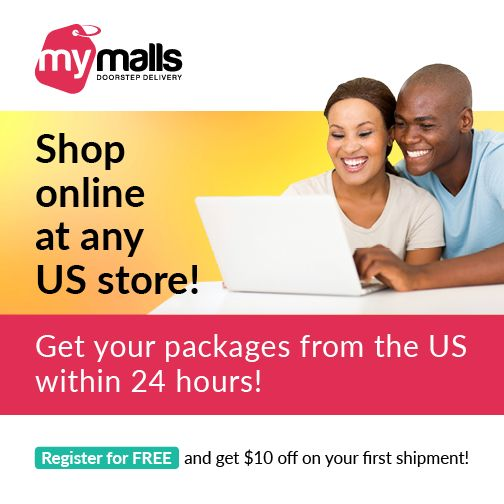 Get your packages from US within 24hrs. Register and get $10 off on your first #delivery.  #OnlineShopping #Caribbean