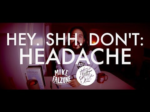 Hey.Shh.Don't | Emojis & Headaches