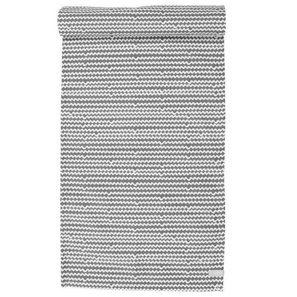 Chemin de table design MELLO gris - Spira - www.oiva.fr