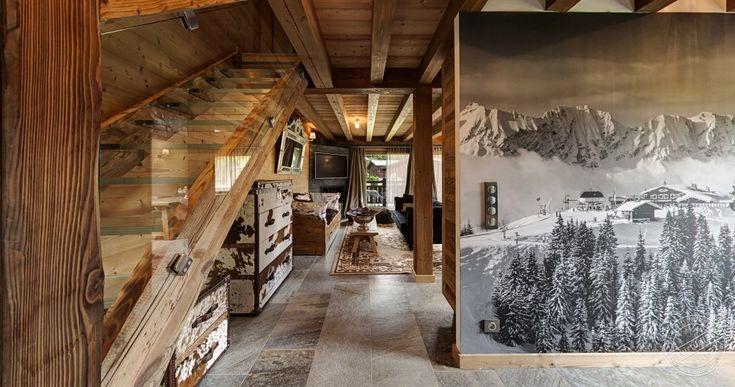 Mont Blanc view Chalet for sale in Megeve in France https://heart-of-city.com/en/property/france/item/122-megeve-fr121