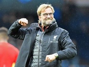 Jurgen Klopp: 'Liverpool played adult football against West Bromwich Albion'