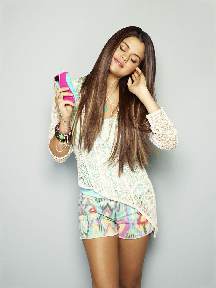 Selena Gomez 2012 Case Mate Photoshoot Love Her Hair Pretty People Pinterest