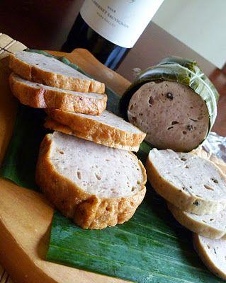 Cha Lua Vietnamese Ham Aka Vietnamese Pork