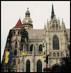 Slovakia - Heart of Europe: St. Elizabeth's Cathedral, Kosice