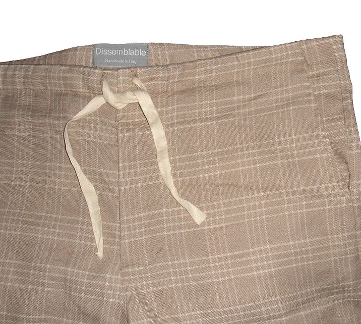 Trousers Drawstrings