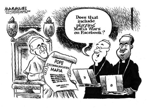 El Vaticano podría excomulgar a los corruptos y a los mafiosos :: Vaticano :: Religión Digital