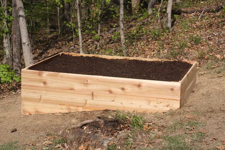 Raised Vegetable Garden Bed Raised Bed Vegetable Garden And Gardens