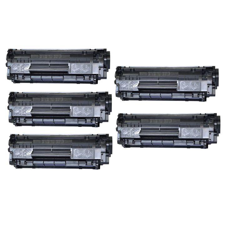 N 5PK Canon FX4 Compatible Toner Cartridge Canon LC8500 L800 LC9500 L900 LC9000