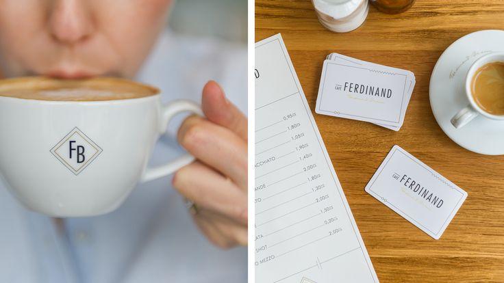 Aerogram Studio — Café Ferdinand