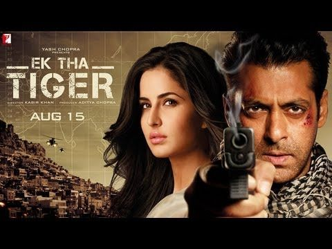 EK THA TIGER - Theatrical Trailer - Salman Khan & Katrina Kaif - Releasing 15 August 2012