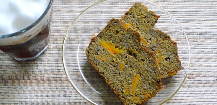 glutenvrije pompoen-speculaascake
