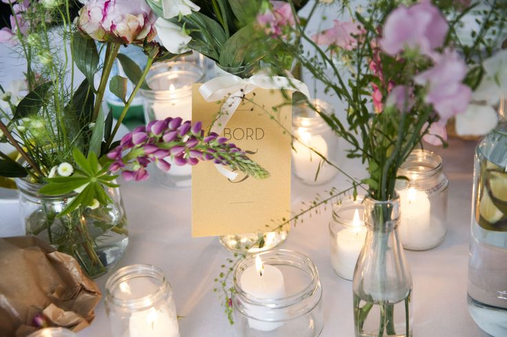 Wedding // Table // Flowers