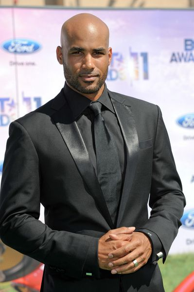 boris kodjoe | Boris Kodjoe Pictures: Boris Kodjoe arrives on the red carpet at the ...