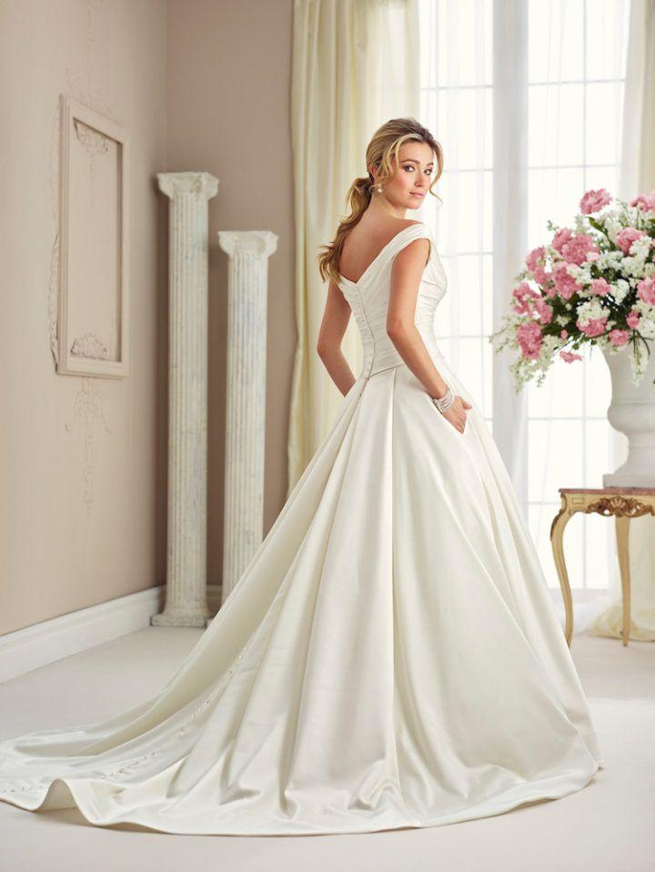 Trending: Mühelos Chic brautkleid-Kollektionen mit Taschen Von Mon Cheri Bridals – Modekreativ  ❦ Hochzeitstipps