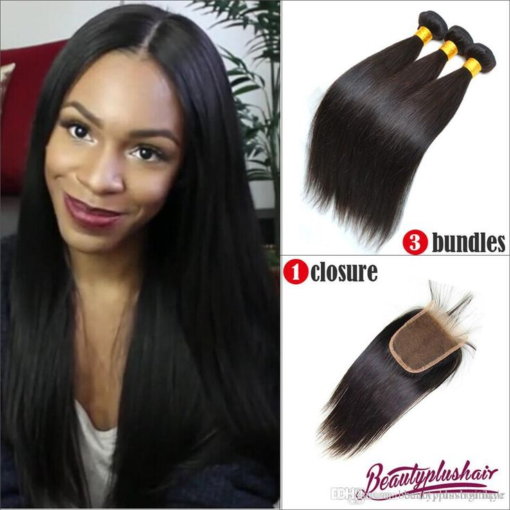Virgin Hair Weave Bundles And Top Lace Closure Brazilian Virgin Hair With Closure Straight Brazilian Virgin Hair Extensions Hair Extension Weft Weft Extensions From Beautyplusboutiqye, $66.37| Dhgate.Com