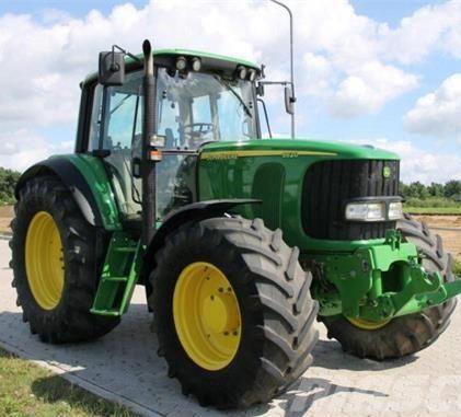 John Deere 6020,6120,6220,6320, 6420,6620,6820,6920 Tractors Diagnosis