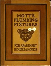 "Mott's plumbing fixtures. Catalogue ""A."" : J.L. Mott Iron Works : Free Download & Streaming : Internet Archive"