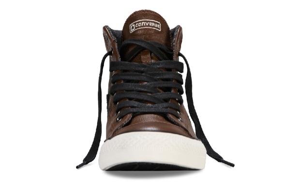 "Converse Star Player Premium Leather ""Chocolate"""
