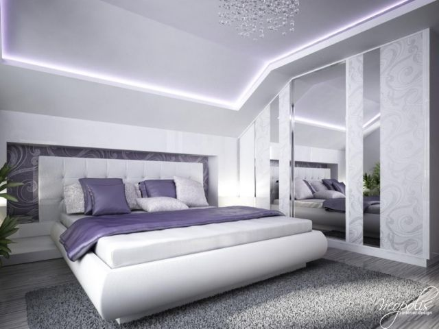 die besten 25+ lila grau schlafzimmer ideen auf pinterest | lila, Schlafzimmer