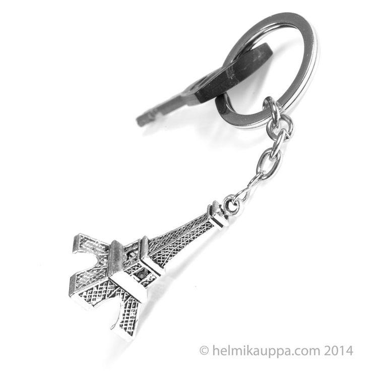 Tee-se-itse: Yksilölliset avaimenperät  Joko olet tehnyt persoonalliset avaimenperät itsellesi, ystäville ja lahjaksi? Avaimenperät sopivat hyvin myös myyjäisiin ja vaikka tuliaisiksi. Valikoimassamme on satoja erilaisia avaimenperään sopivia riipuksia sekä edullisia eri kokoisia renkaita.   http://bit.ly/SLwC0t