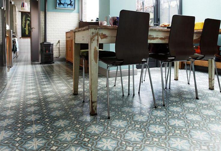 Designtegels.nl - Toepassingen van cementtegels