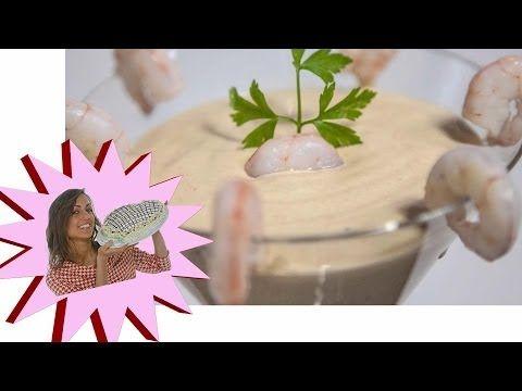 Salsa Rosa (o Salsa Cocktail) - Le Ricette di Alice - YouTube