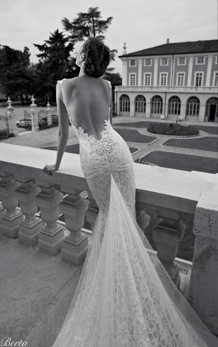 Berta Bridal Winter 2014 wedding dress