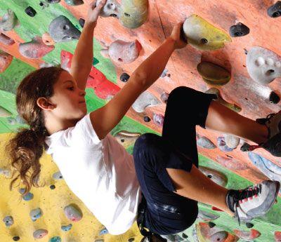 Benefits of Rock Climbing for Kids