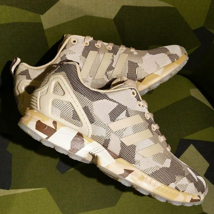 — adidas ZX Flux 'Camo' - Order Online at...