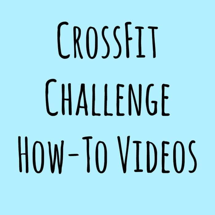 """Need some help with your crossfit workouts. I've compiled a few """"how to"""" crossfit videos from across the web to help with your routines!"""