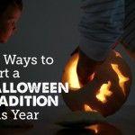 Do You Have a Halloween Ritual