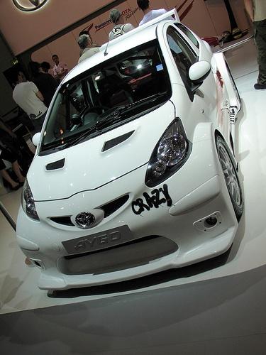 Nice 2008 Toyota Aygo Crazy Concept photos - http://sweetautopics.info/nice-2008-toyota-aygo-crazy-concept-photos/