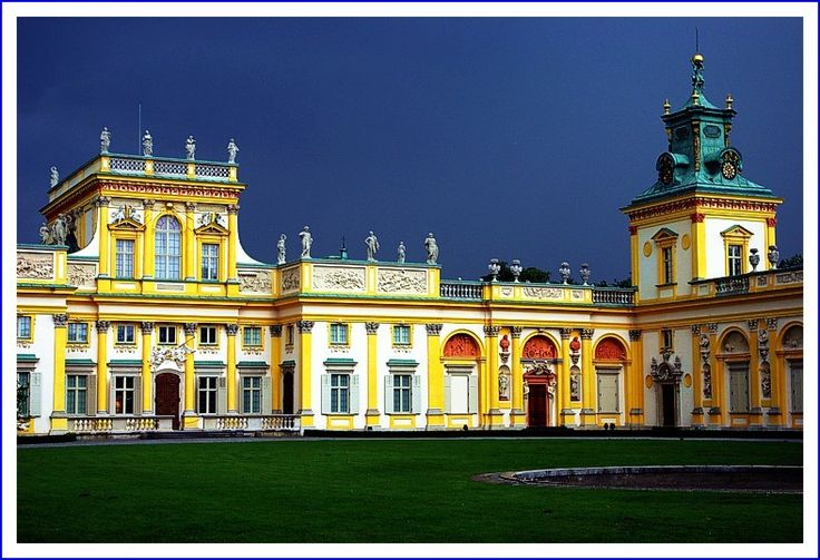 Wilanow Palace - Warsaw, Mazowieckie. home of my Great,great,great great Grandfather John Sobieski. Maybe i still have a claim to it.....
