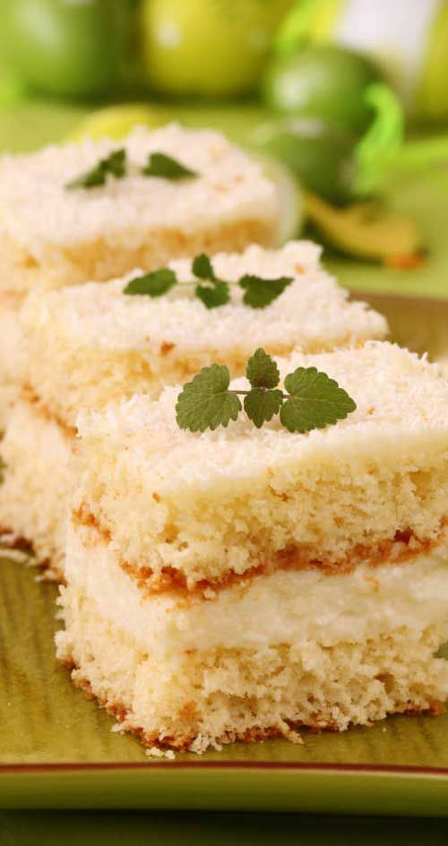 Recipe for Coconut Cream Cake - This Coconut Cream Cake is probably one of the best cakes I have ever had. It's almost like a fluffy pina colada!
