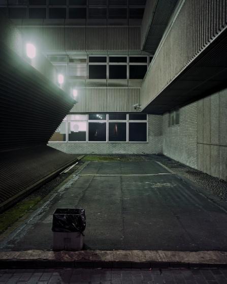 Dark City, William Eckersley.