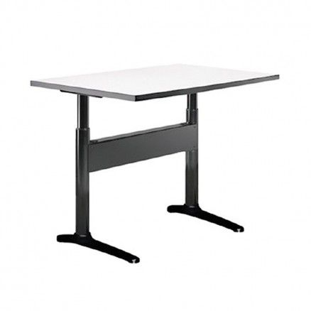Workrite Proliftix TKEB - Electric height adjustable workstation.  FREE shipping in Canada at Ugoburo.ca