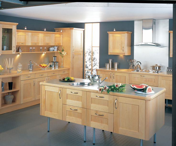 Best 10 Best Kitchen Beech Cupboards Images On Pinterest 400 x 300