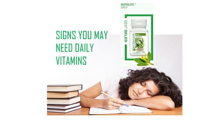 Daily Vitamin Nutrilite 180 tablets in Health & Beauty, Vitamins & Dietary Supplements, Vitamins & Minerals   eBay!
