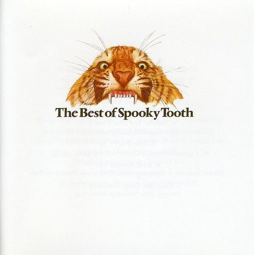 Spooky Tooth  Best of Spooky Tooth (Different Tracks) [New CD] Portugal  Impor