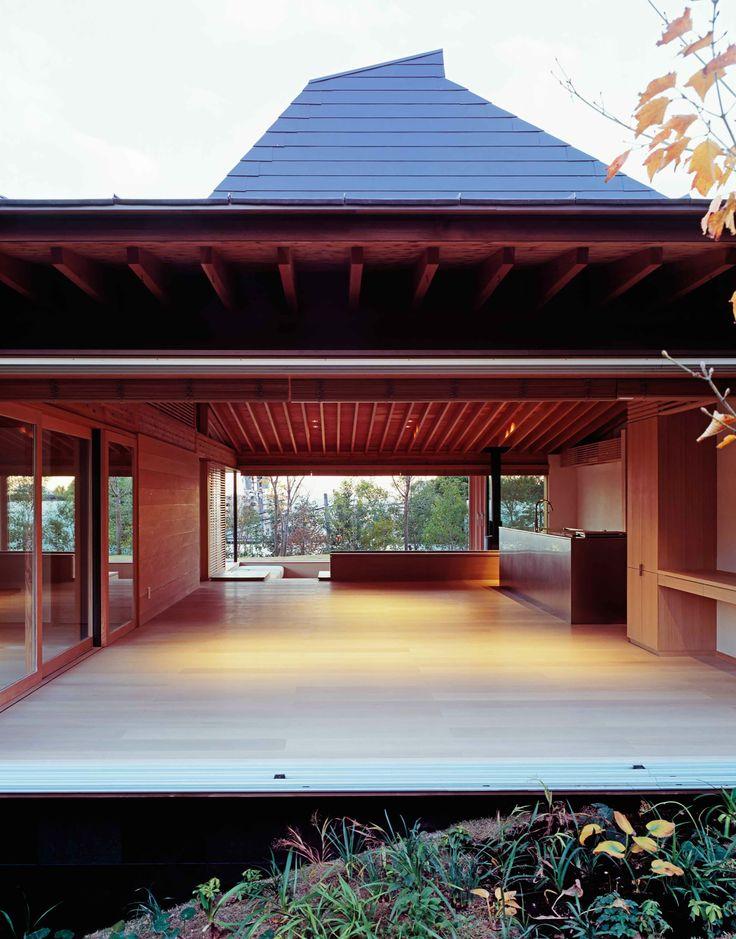 K's Residence / Tadashi Suga Architects Office