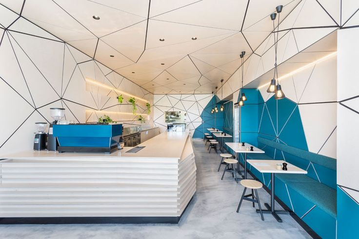 Biasol: Design Studio have recently completed the design of the Little Hugh cafe in Nunawading