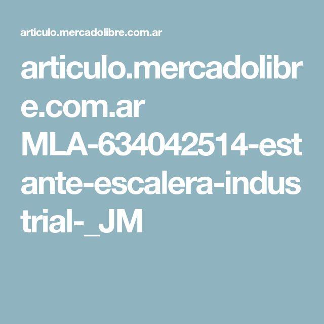 articulo.mercadolibre.com.ar MLA-634042514-estante-escalera-industrial-_JM