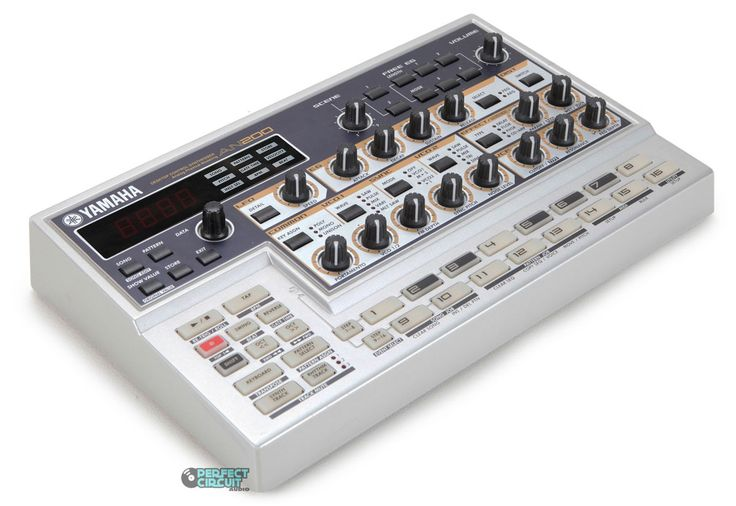 Yamaha An200 Backpack Rig Mini Portable Synths Drum