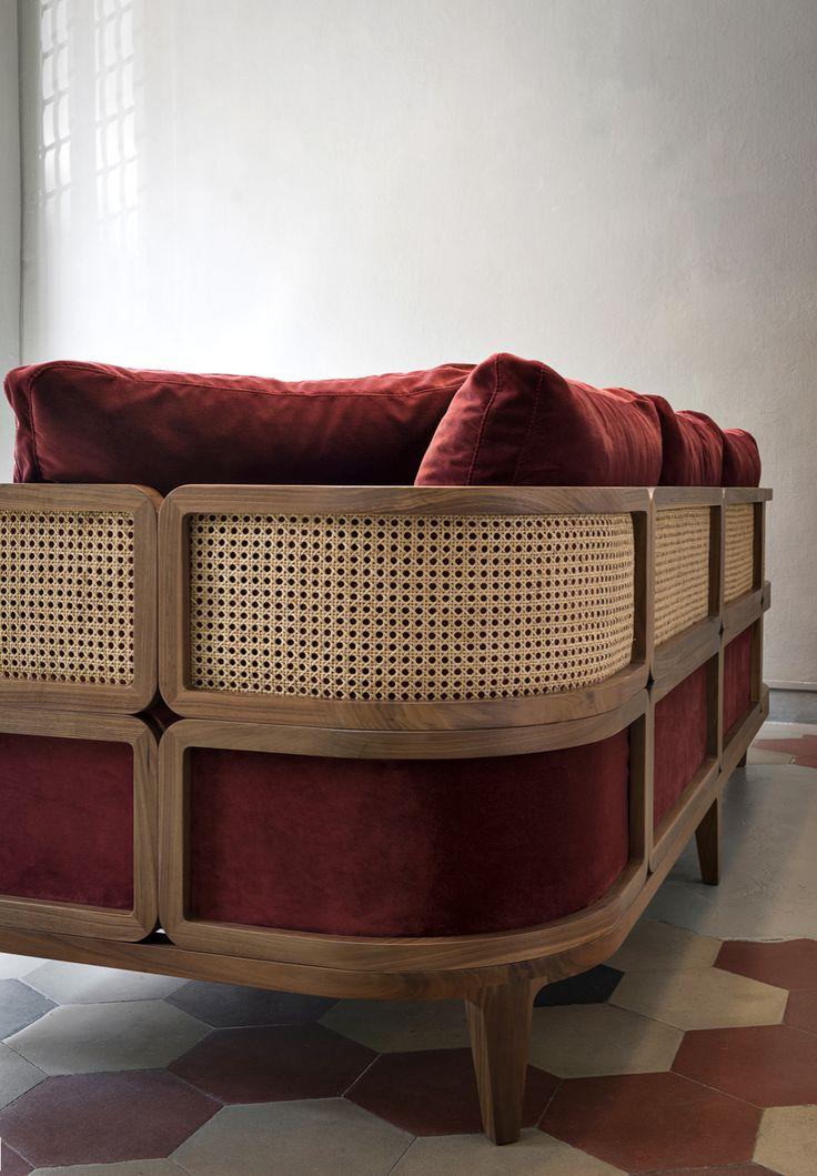 The Promenade by French furniture designer, Philip…