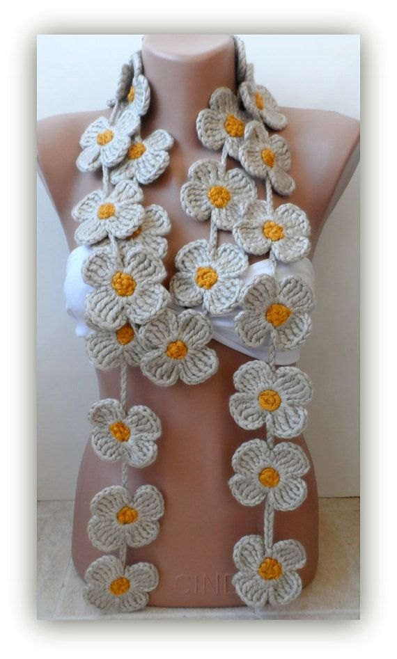 Hey, I found this really awesome Etsy listing at https://www.etsy.com/pt/listing/173792552/stone-crocheted-scarf-big-flowers
